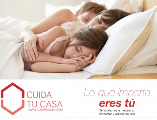 Los españoles dan un aprobado alto al estado de su vivienda