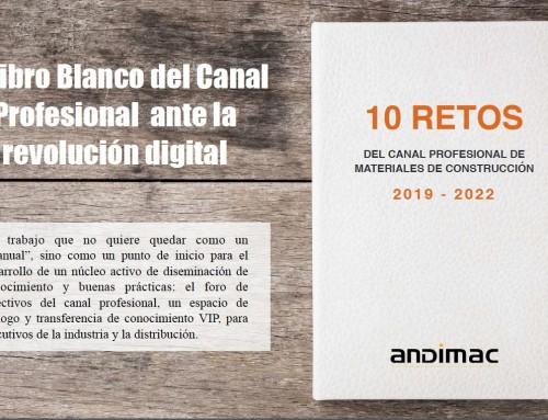 10 Retos del Canal Profesional de Materiales 2019-2022