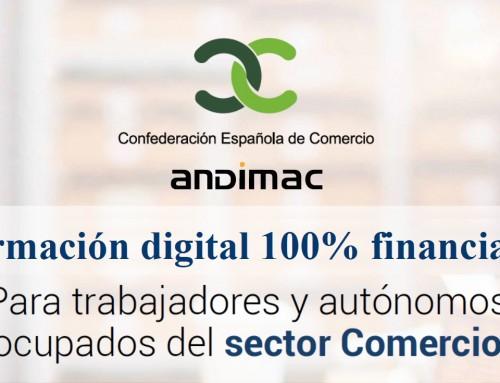 Formación 100% gratuita en habilidades comerciales y comunicación en el entorno digital