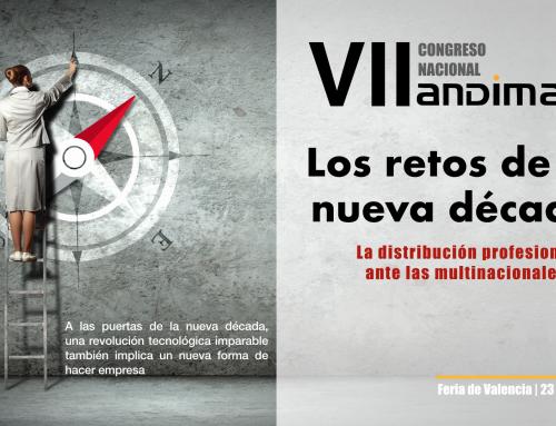 7º Congreso Andimac, la cita ineludible para la industria y la distribución