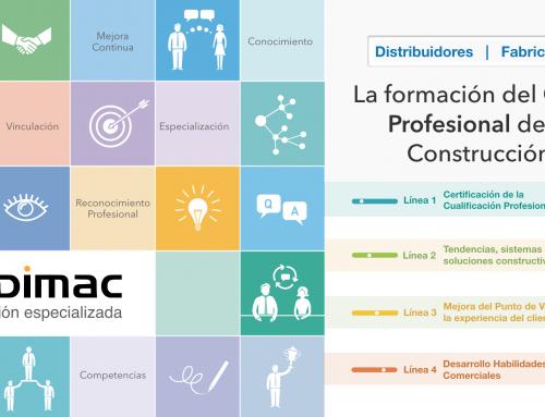 Andimac edita su Catálogo de Soluciones Formativas para equipos de la distribución y la industria
