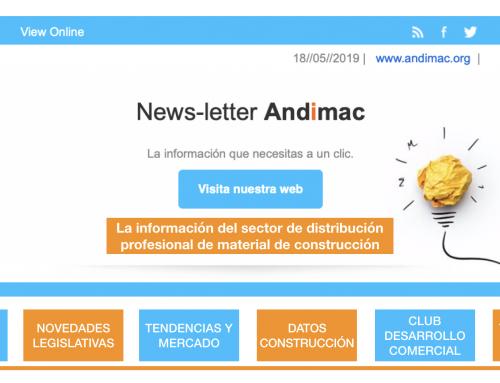 Ya está en abierto el Newsletter de Andimac (abril, mayo)