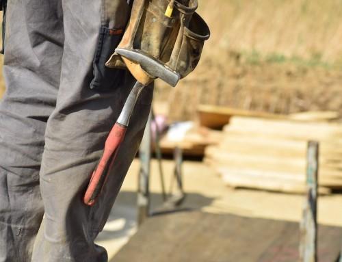Evolución del empleo en construcción en el mes de noviembre