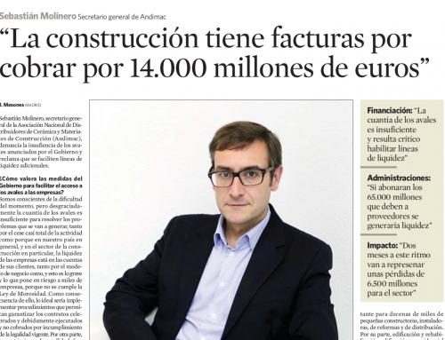Entrevista a Sebastián Molinero en El Economista