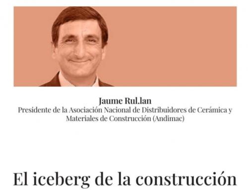 Opinión | El iceberg de la construcción