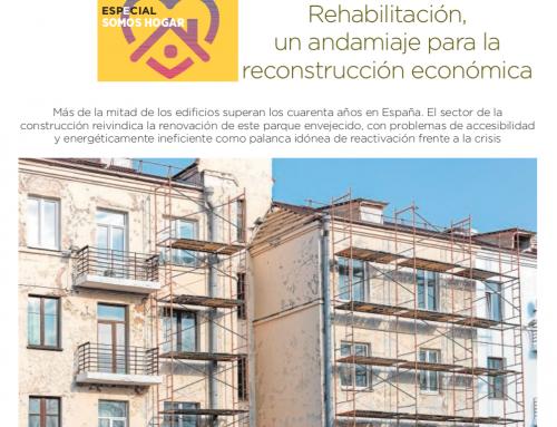 ABC Empresa | Rehabilitación, un andamiaje para la reconstrucción económica