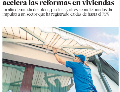 EL PAÍS | El miedo a los rebrotes acelera las reformas en viviendas