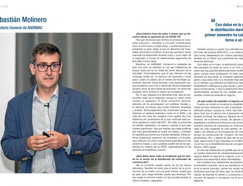 Almacenesconstruccion.com | Entrevista a Sebastián Molinero