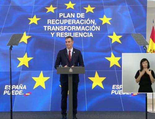 Estas son las líneas maestras del Plan de Recuperación, Transformación y Resiliencia de la economía española