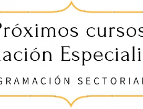 Próximos cursos Andimac – formación reglada 2021