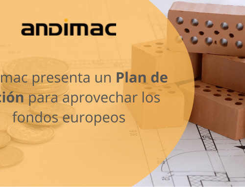 Andimac presenta un plan de acción para aprovechar los fondos europeos y avivar el sector de la reforma y la rehabilitación