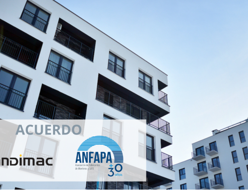 Andimac y Anfapa impulsarán el desarrollo  del mercado de la rehabilitación energética