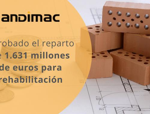 Aprobado el reparto de 1.631 millones de euros para rehabilitación de edificios