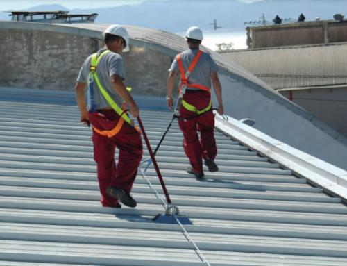 Andimac señala que 3 de cada 10 accidentes  en obras menores tienen lugar al reformar las cubiertas